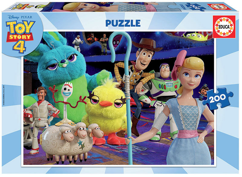 PUZZLE 200 * TOY STORY 4