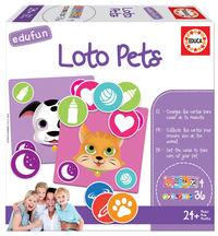 edufun * loto pets