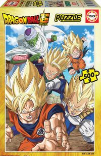 DRAGON BALL * PUZZLE 500 R: 18216