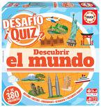 DESAFIO QUIZ * DESCUBRIR EL MUNDO