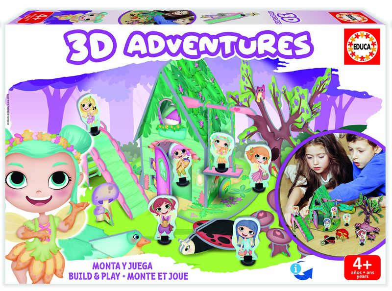 3D ADVENTURES HADAS R: 18229