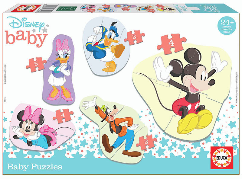 BABY PUZZLE * BABY MICKEY & FRIENDS