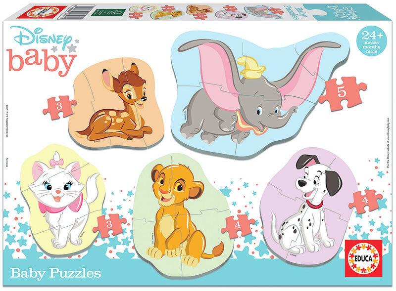 BABY PUZZLE * BABY DISNEY ANIMALS