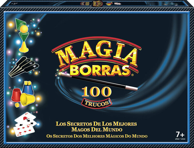 MAGIA BORRAS * CLASICA 100 TRUCOS