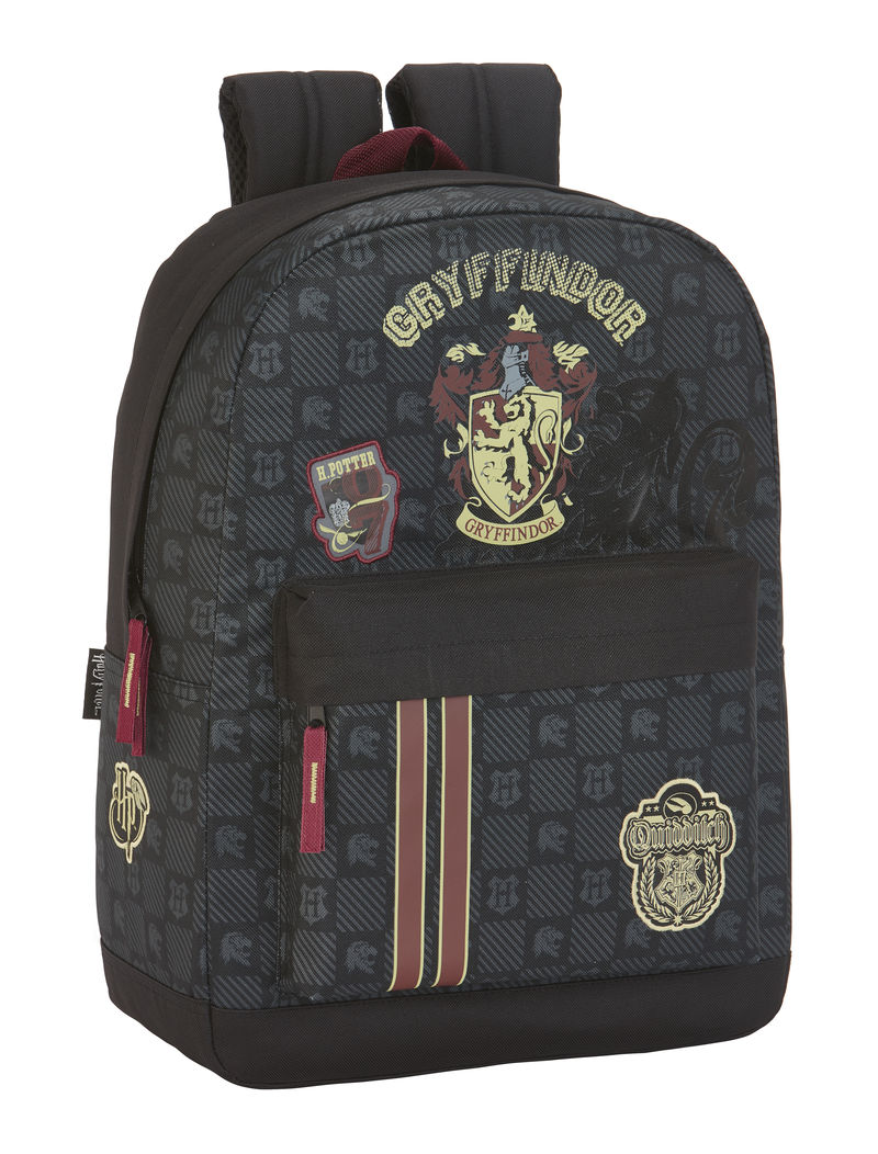 HARRY POTTER * PLUMIER MOCHILA C / 4 PORT. LLENOS