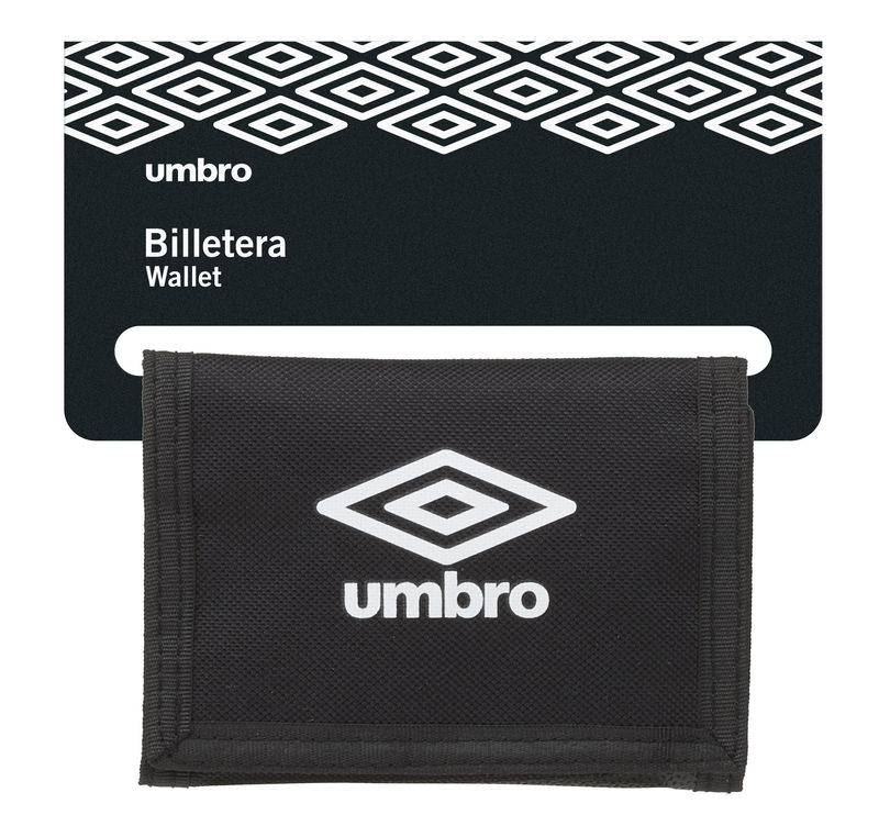 UMBRO * BILLETERA CON CABECERA