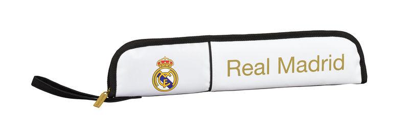 REAL MADRID 1ª EQUIPACION 19 / 20 * PORTAFLAUTAS