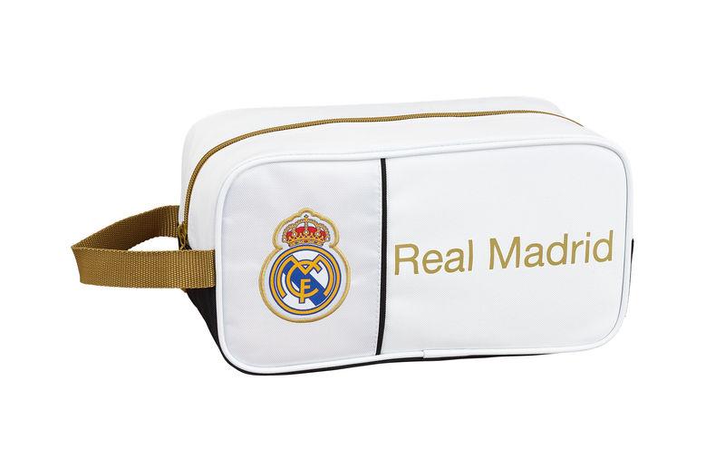 REAL MADRID 1ª EQUIPACION 19 / 20 * ZAPATILLERO MEDIANO