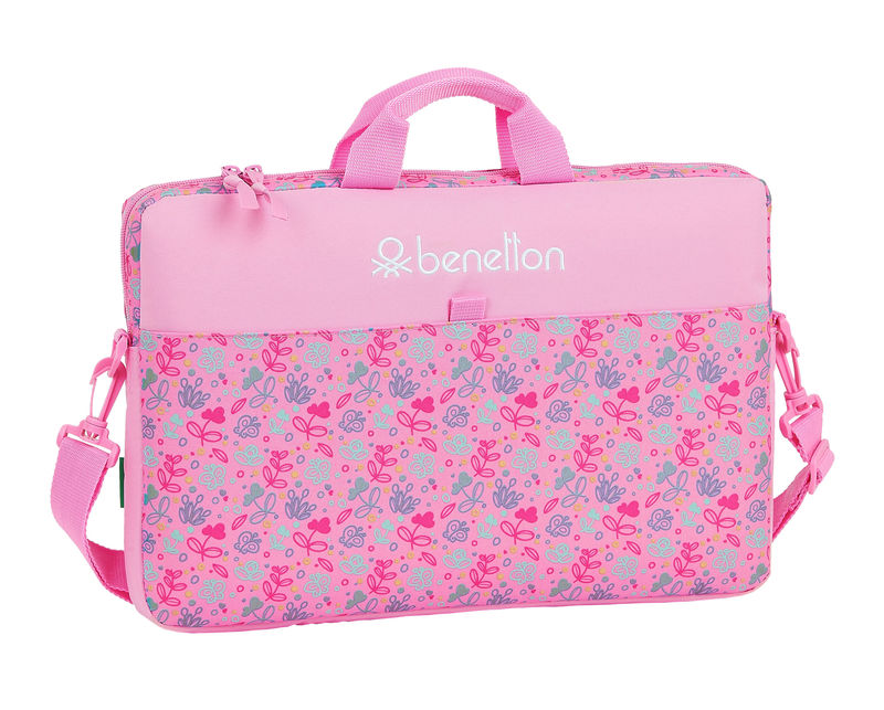 BENETTON BUTTERFLIES * FUNDA PARA PORTATIL 15, 6''