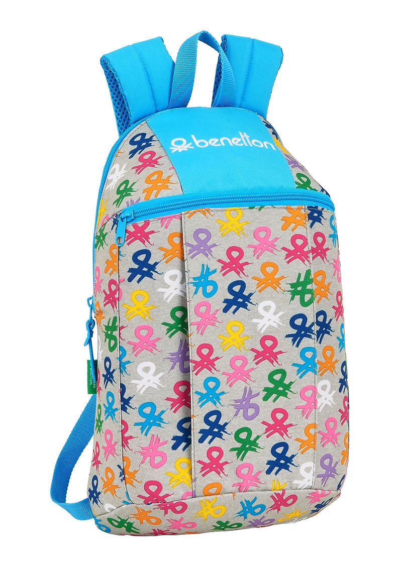 BENETTON LOGO * MINI MOCHILA