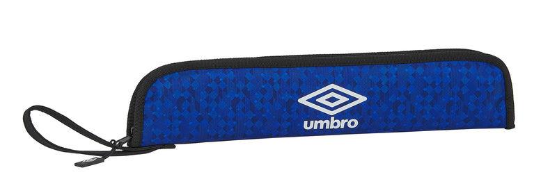 UMBRO BLACK & BLUE * PORTAFLAUTAS