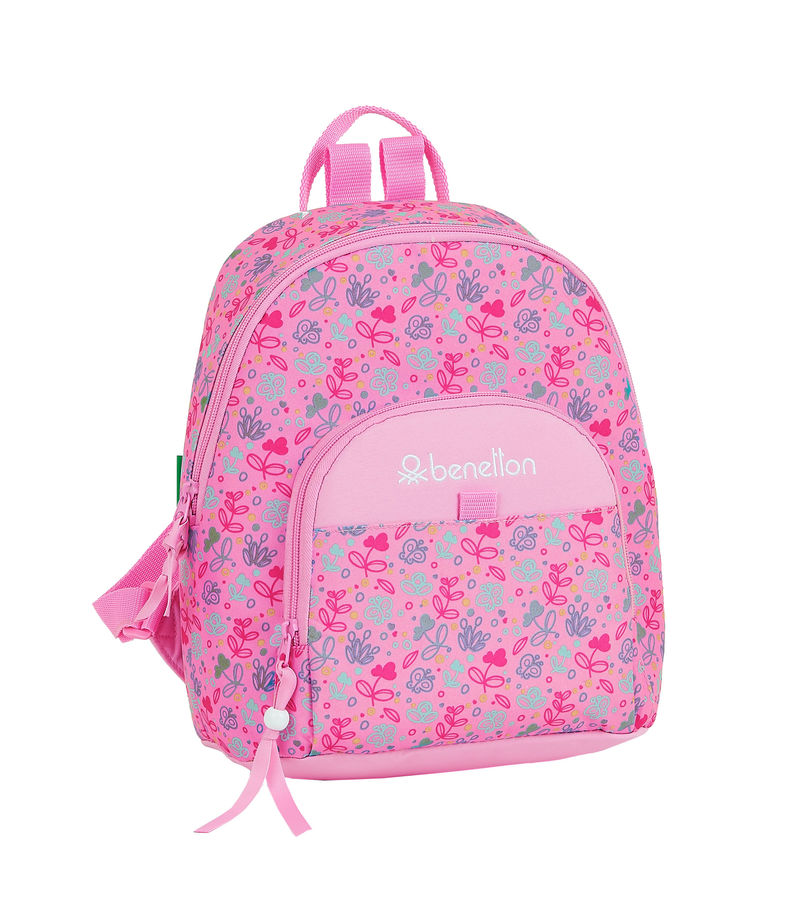 BENETTON BUTTERFLIES * MINI MOCHILA