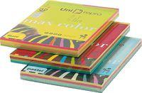 Paq / 200h Papel Unirepro A4 80gr Col. Pastel R: 049240 -