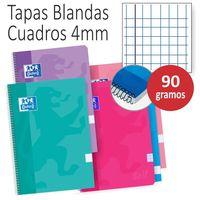 BLOC CLASSIC Fº 80H CUAD.4X4 COL. TENDENCIA R: 400072718