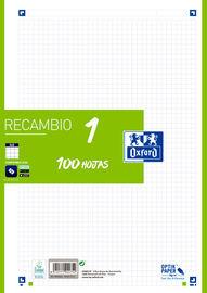 RECAMBIO A4 100H 5X5 VERDE R: 400106622