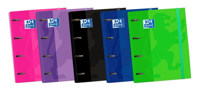 Carp. Europeanbinder A4 4 An. Rec. 100h Cuad.5x5 Clasico R: 400106676 -