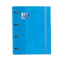 Archivador Ebinder + Recambio Oxford A4 4x35 Azul Claro R: 109184 -
