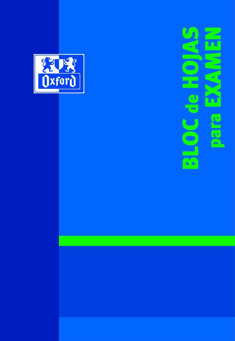 BLOC EVALUACION Fº 40H. CUAD.4x4 OXFORD SCHOOL R: 100581686