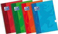 BLOC T. EXT. 4º 80H CUAD.4X4 90GR COLORES R: 100430151