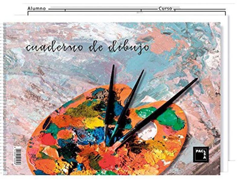 Bloc Dibujo 90grs 20h Liso Sin Recuadro 230x330mm -
