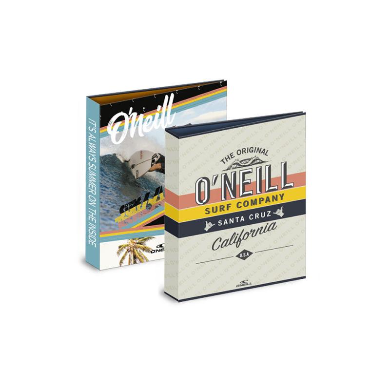 2020 ONEILL BOYS * CARPETA A4 4 ANILLAS 35 MM SURF