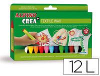 C / 12 CERAS ALPINO CREA TEXTILE WAX R: PX000001