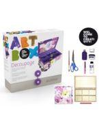 ART BOX * DECOUPAGE R: AB000001