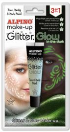 Alpino Make-Up * Blis / 1 Tubo Maquilaje Glitter Glow R: Dl000180 -