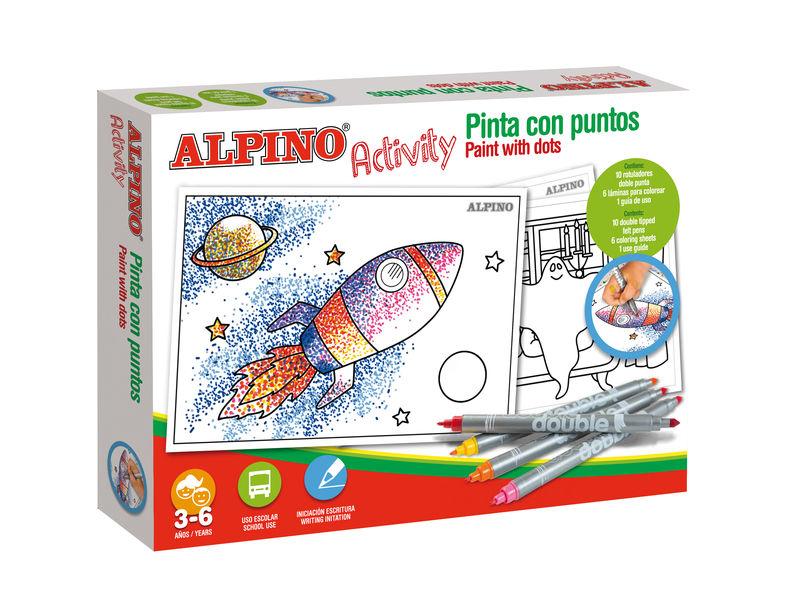 ALPINO ACTIVITY * PINTA CON PUNTOS R: AC000002