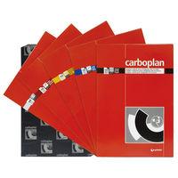 C / 100H. CARBOPLAN ROJO MANUALIDADES R: 82064151