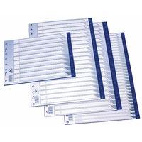 INDICE ABCD. 4º AP. PVC GRIS R: 04060171