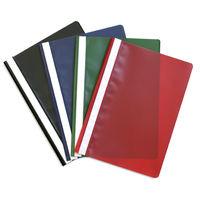 C / 25 Dossier Fastener Fº Rojo R: 05031051 -
