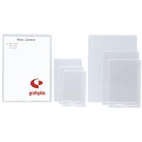 C / 50 FUNDA UÑERO PVC EN 0.15 175X120 R: 05680000