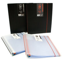 CARP. 50 FUNDAS EXT. IN & OUT INDEX NEGRA R: 39445010
