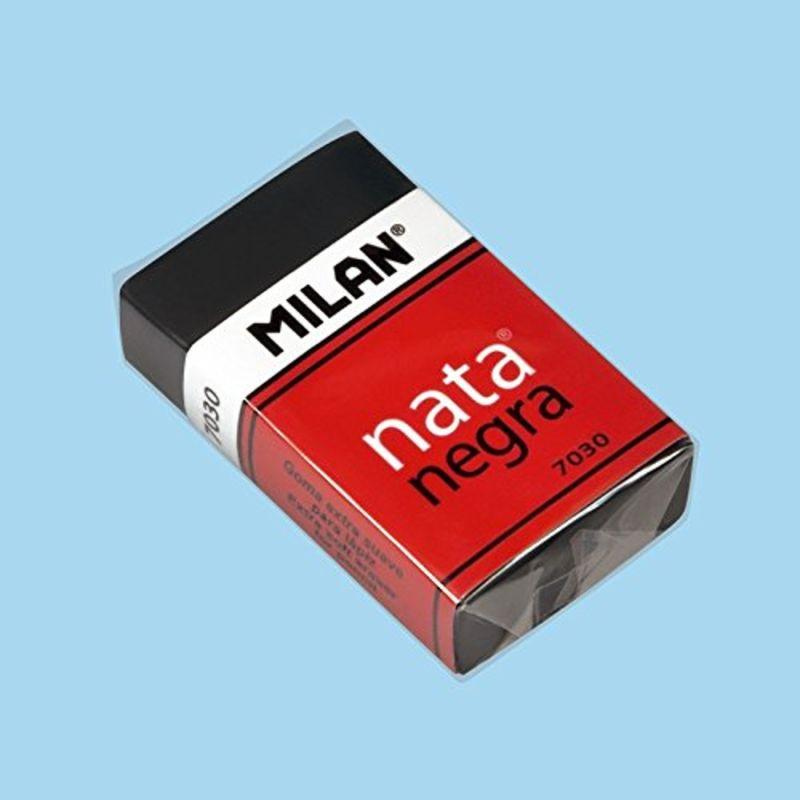 C / 30 GOMAS MILAN NATA NEGRA 7030 R: CPM7030CF