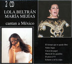 CANTAN A MEXICO (2 CD)