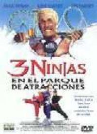 3 NINJAS EN EL PARQUE DE ATRACCIONES (DVD)