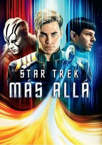 STAR TREK: MAS ALLA (DVD) * CHRIS PINE / ZACHARY QUINTO