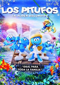 LOS PITUFOS : LA ALDEA ESCONDIDA (DVD)