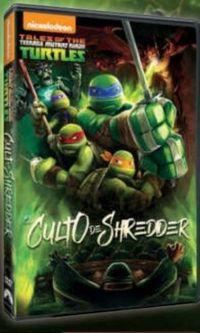 LAS TORTUGAS NINJA 5.1: EL CULTO DE SHREDDER (DVD)