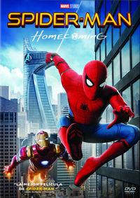 SPIDER-MAN: HOMECOMING (DVD) * TOM HOLLAND