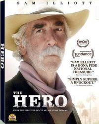 THE HERO (2017) (DVD) * SAM ELLIOTT