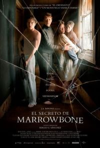 EL SECRETO DE MARROWBONE (DVD)