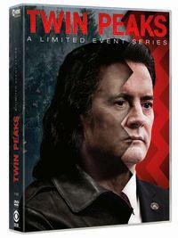 TWIN PEAKS, TEMPORADA 3 (DVD)