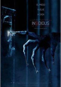 INSIDIOUS 4: LA ULTIMA LLAVE (DVD)
