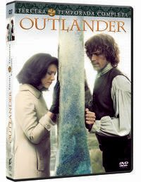 OUTLANDER, TEMPORADA 3 (DVD)