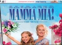 MAMMA MIA! (EDI. HORIZONTAL) (DVD) * MERYL STREEP, PIERCE BROSNAN
