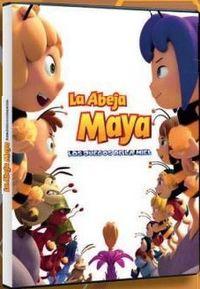 LA ABEJA MAYA: LOS JUEGOS DE LA MIEL (DVD)