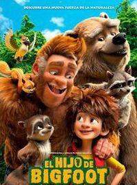 El Hijo De Bigfoot (dvd) - Ben Stassen