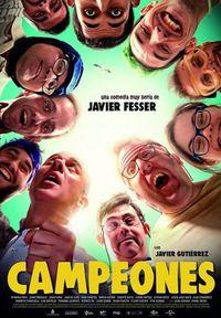CAMPEONES (DVD) * JAVIER GUTIERREZ